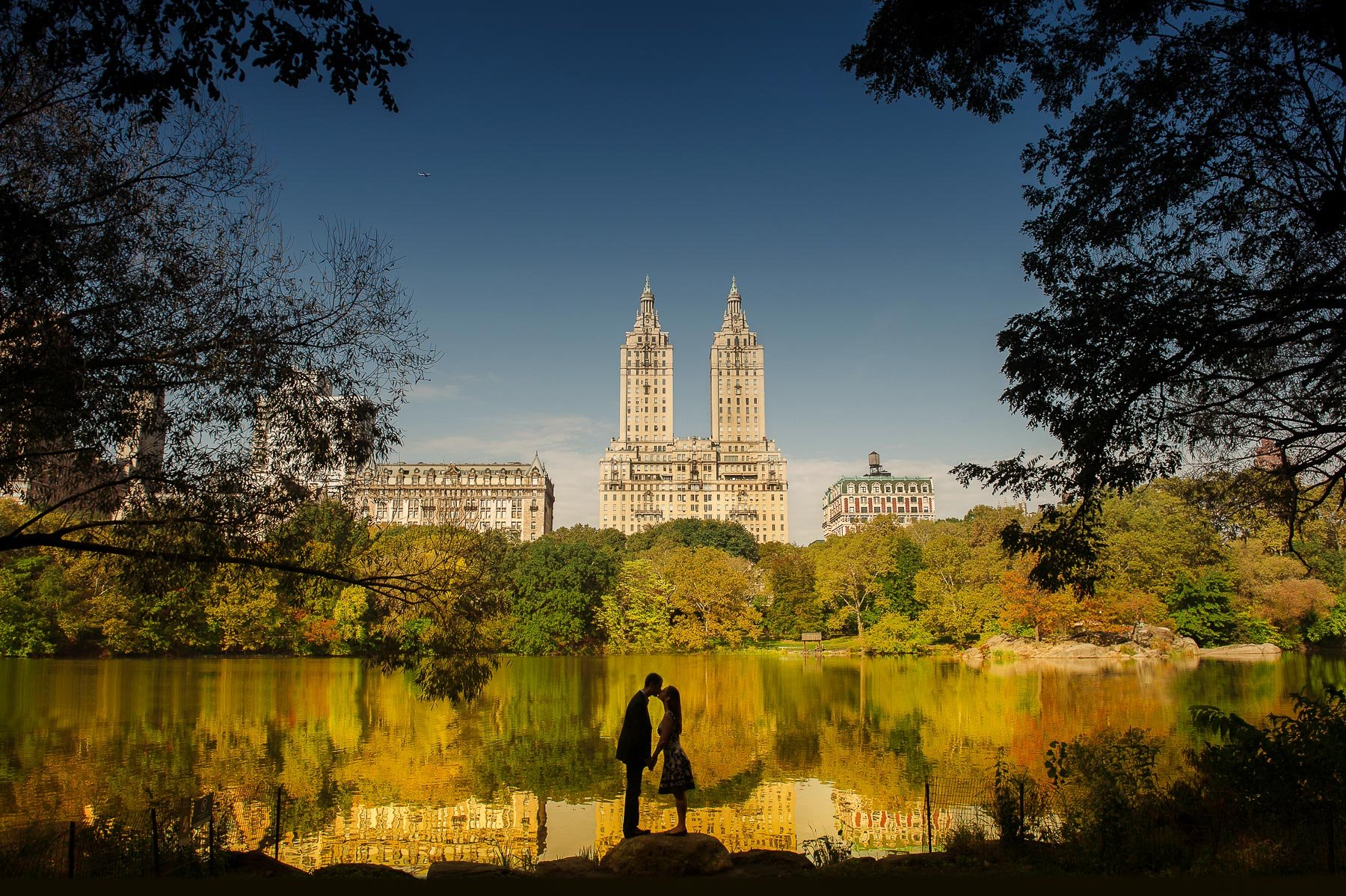 Central Park Engagements by Maloman Studios