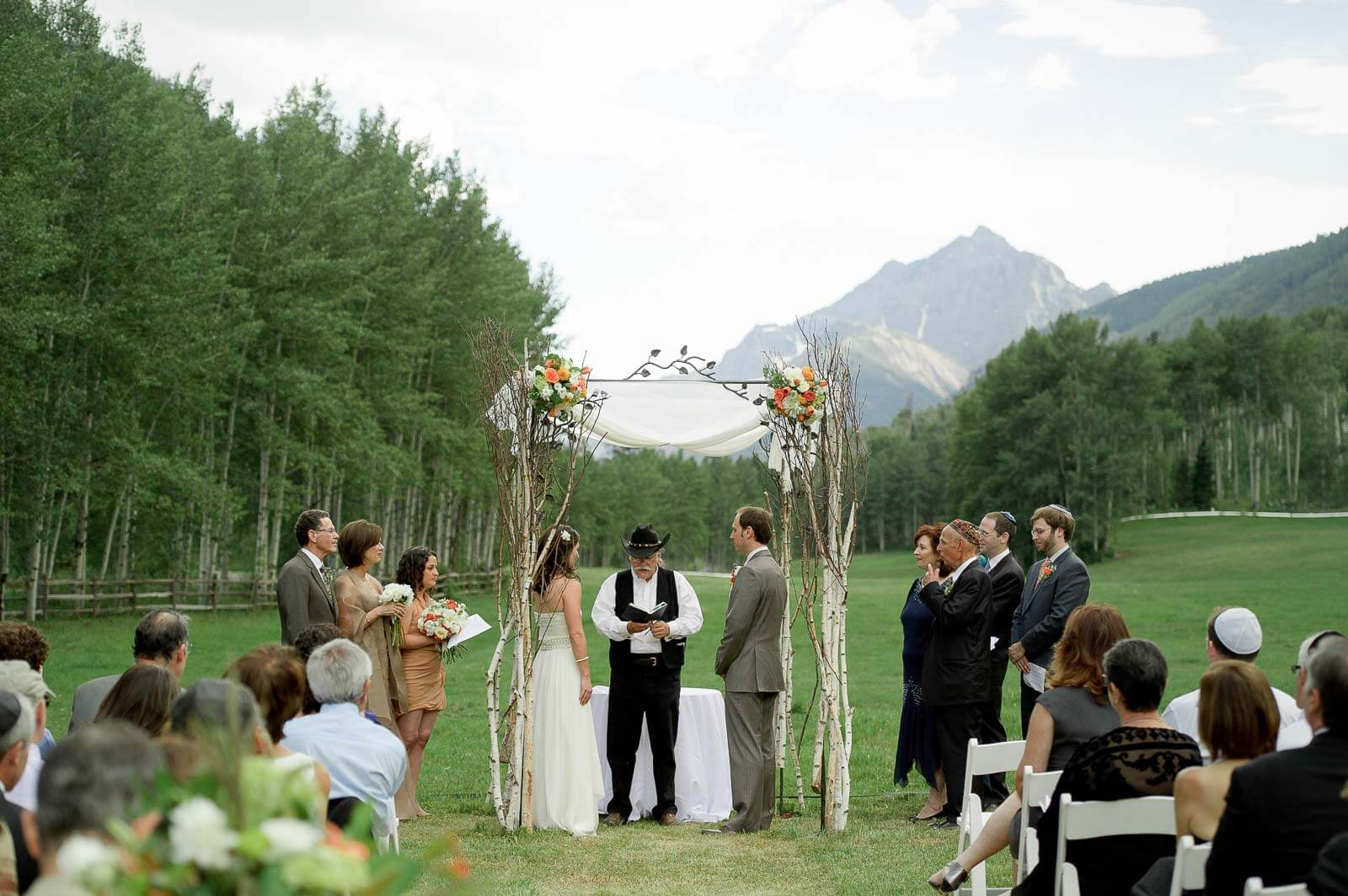t lazy 7 ranch wedding