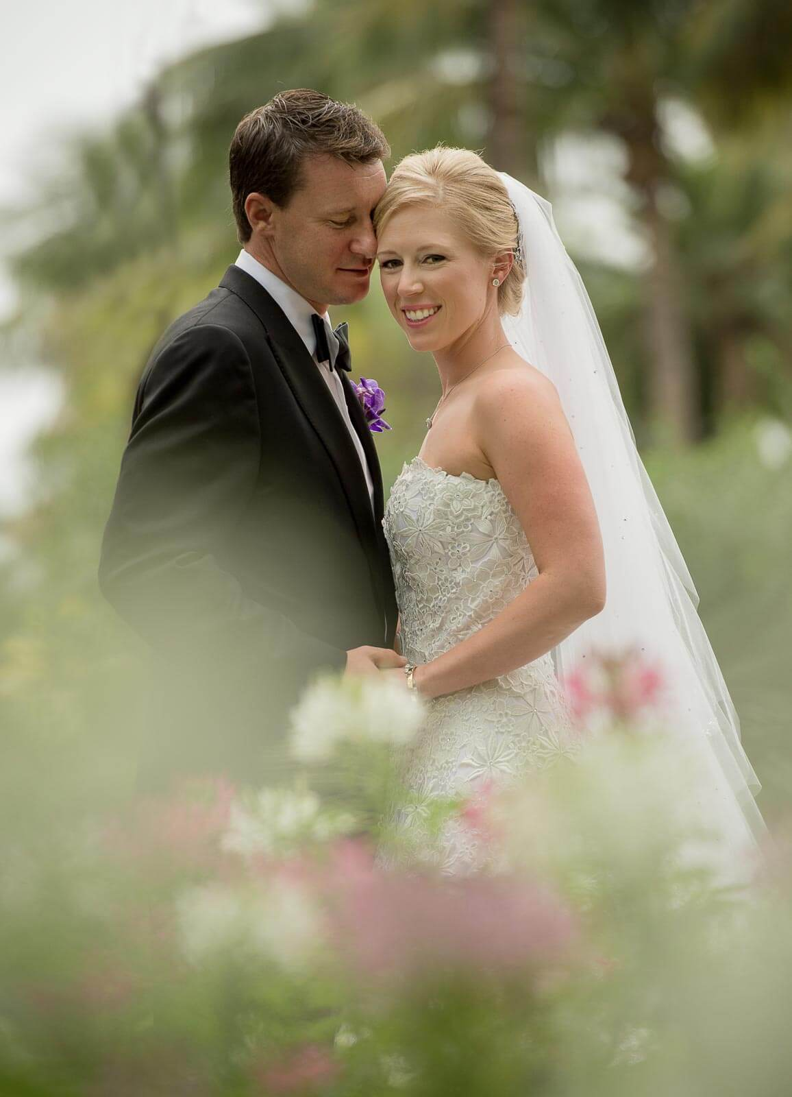 Luxurious Breakers Hotel Wedding