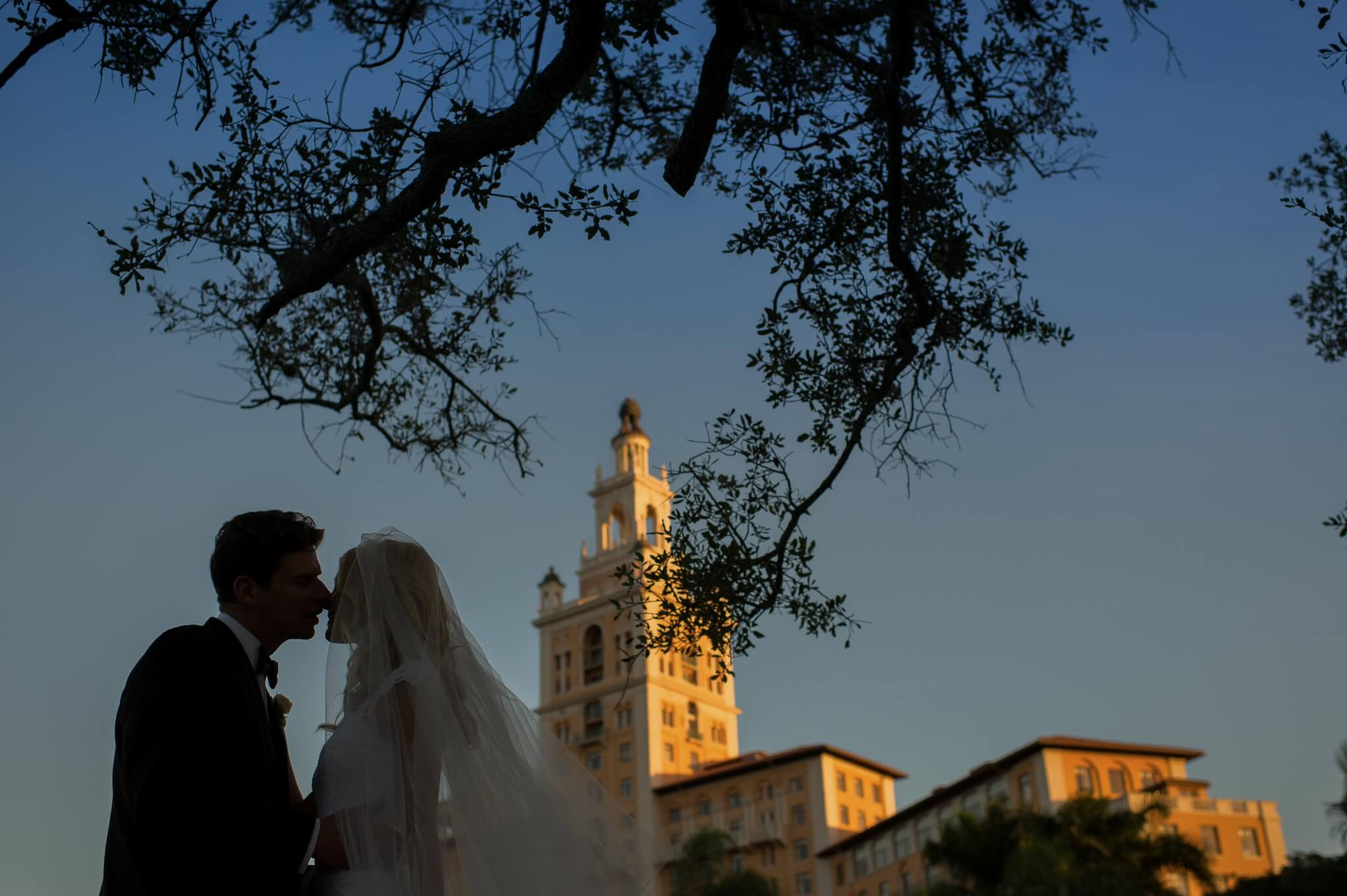 Biltmore Hotel Destination Wedding