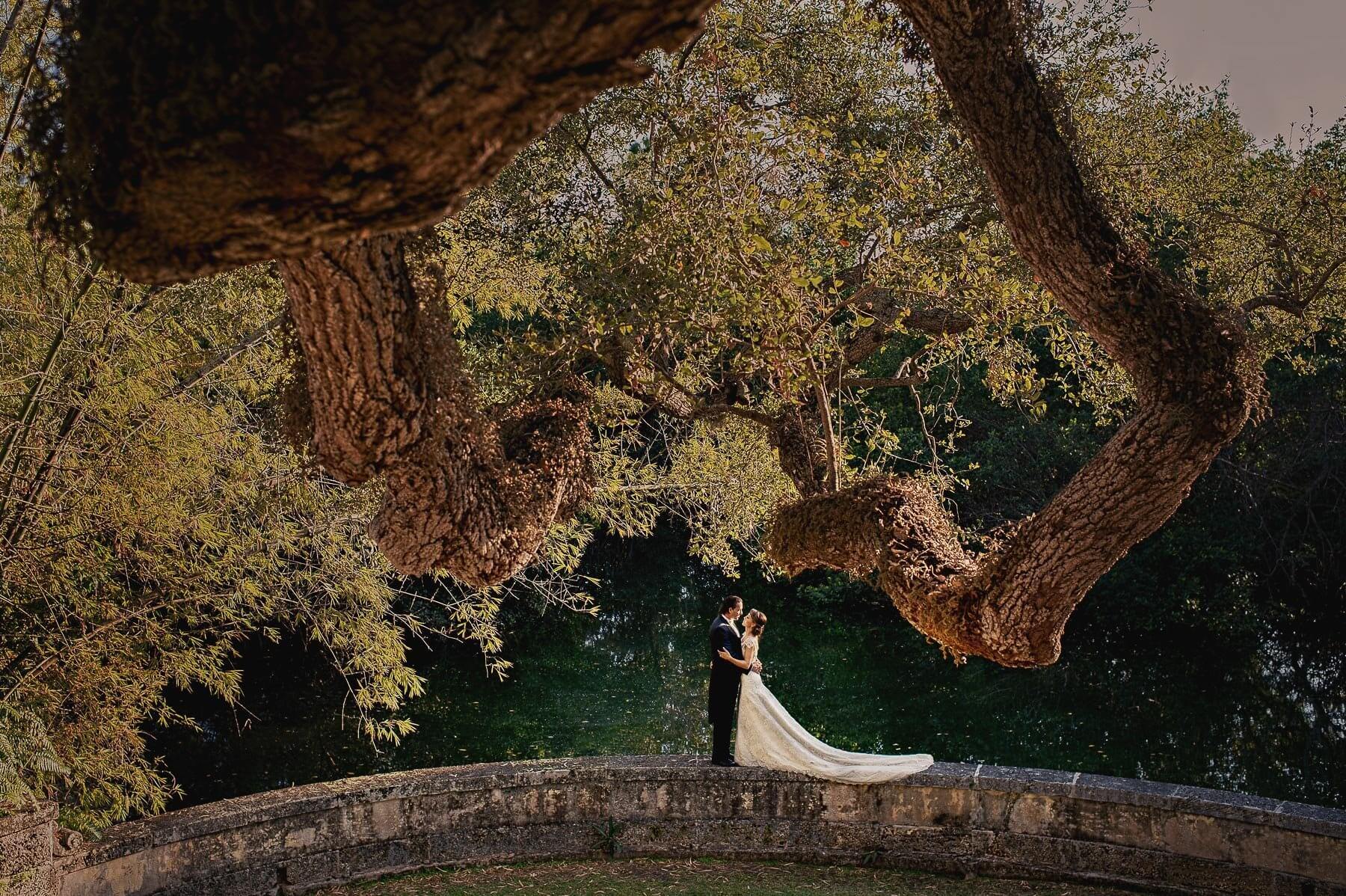 Epic Vizcaya Wedding Photography