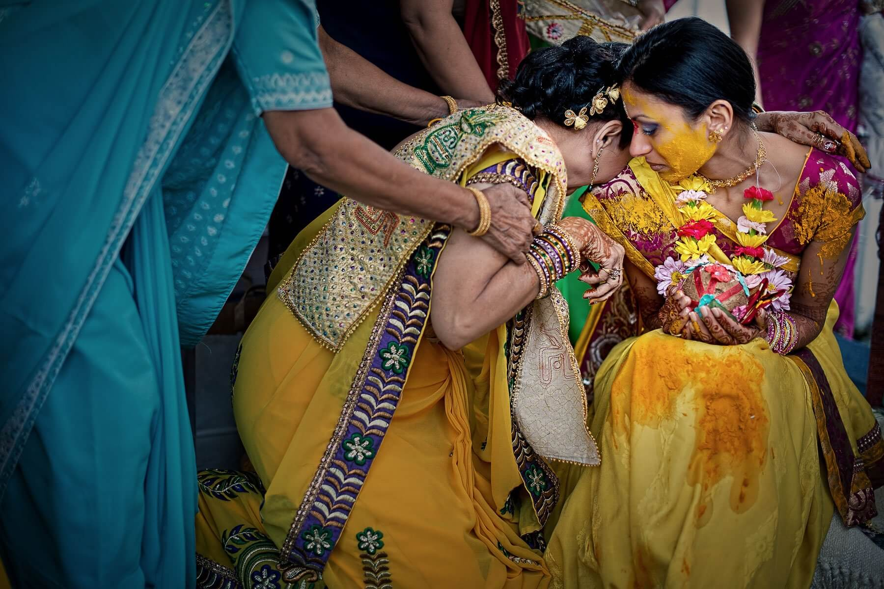 Emotional Indian Wedding Photography