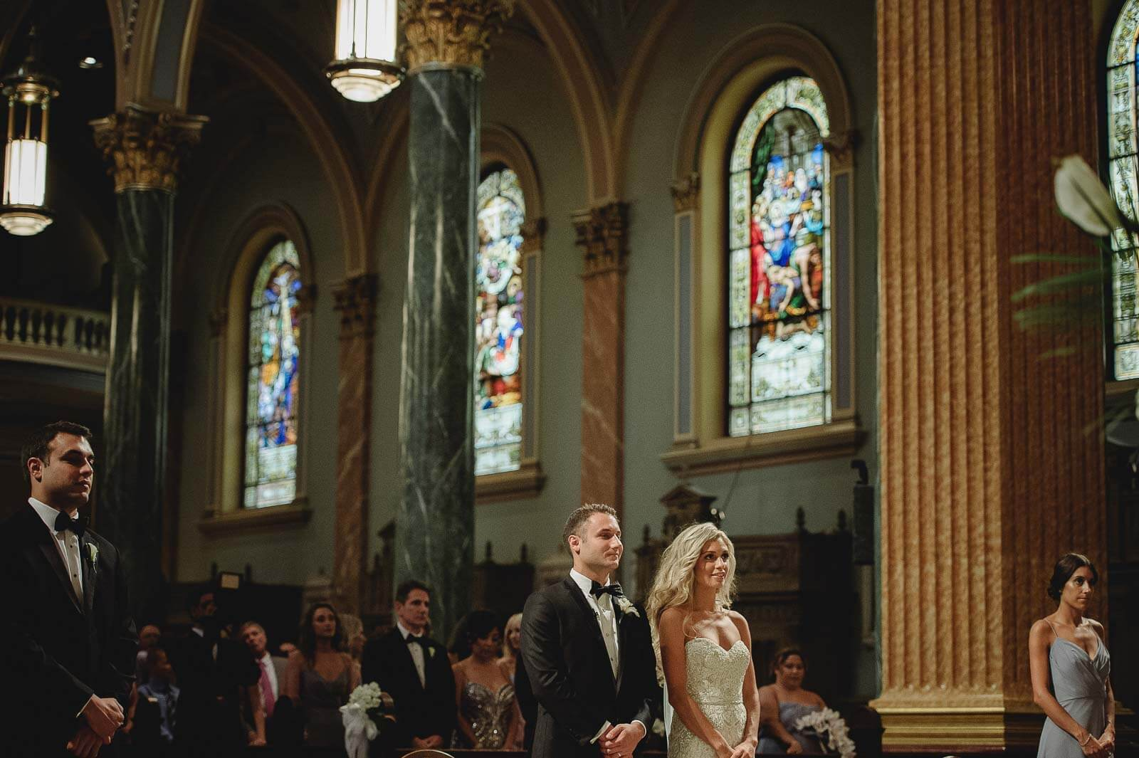 Trinity Church Wedding Photography