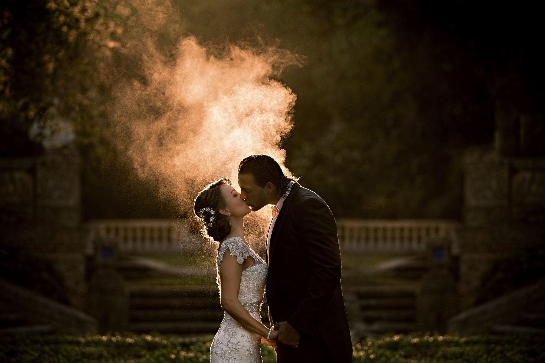 Vizcaya Wedding Photo by Maloman Studios