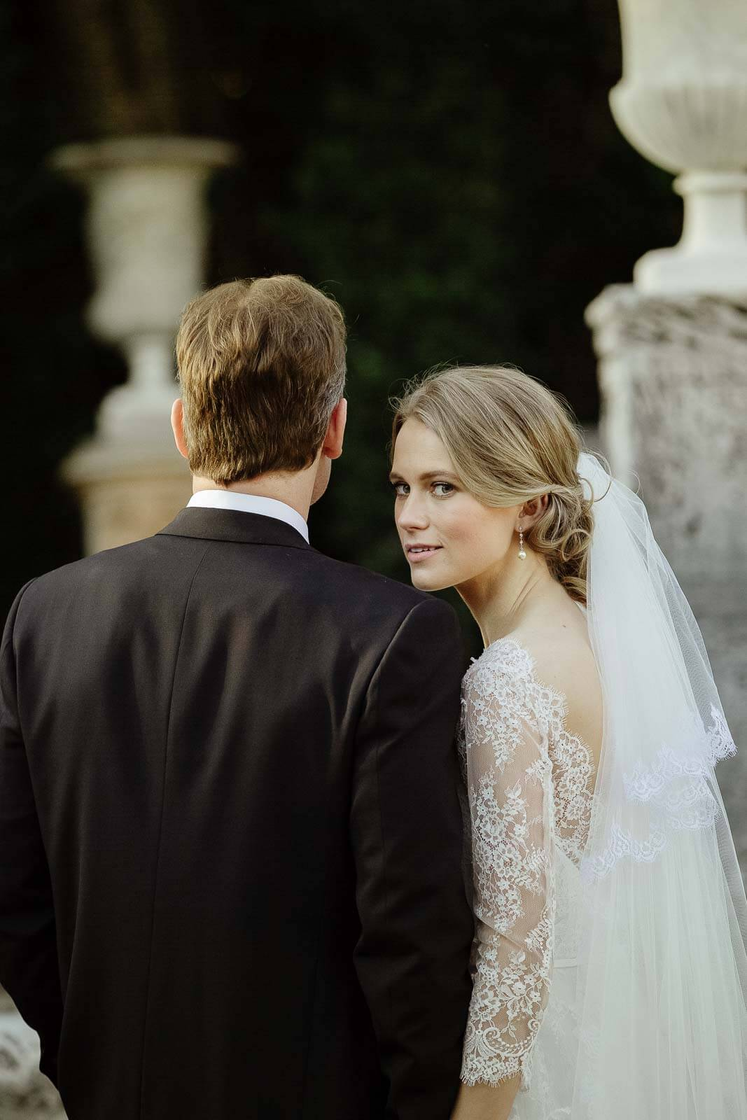 Glamorous Vizcaya Wedding Photography