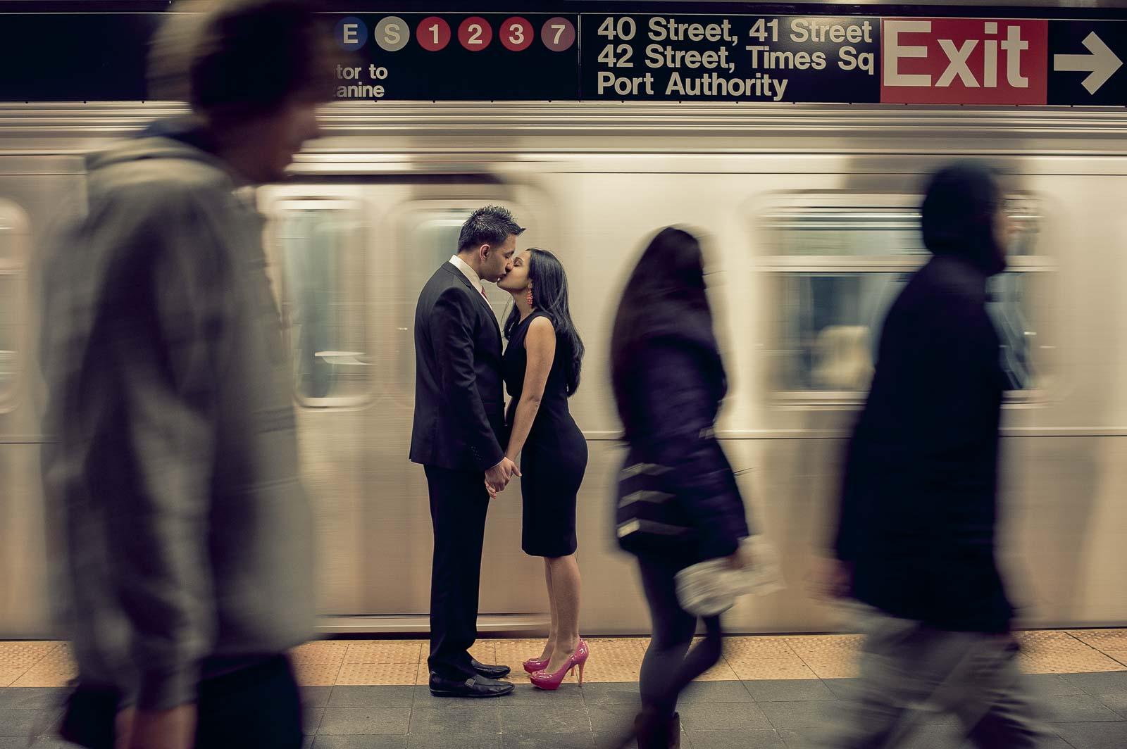 New York City Engagements