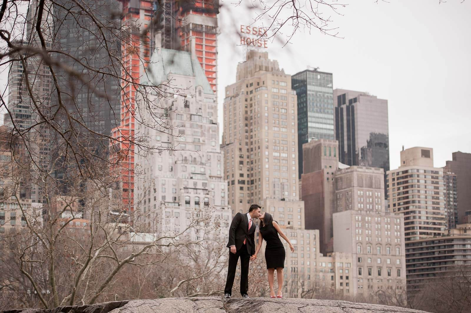 NYC & Brooklyn Engagement Photography