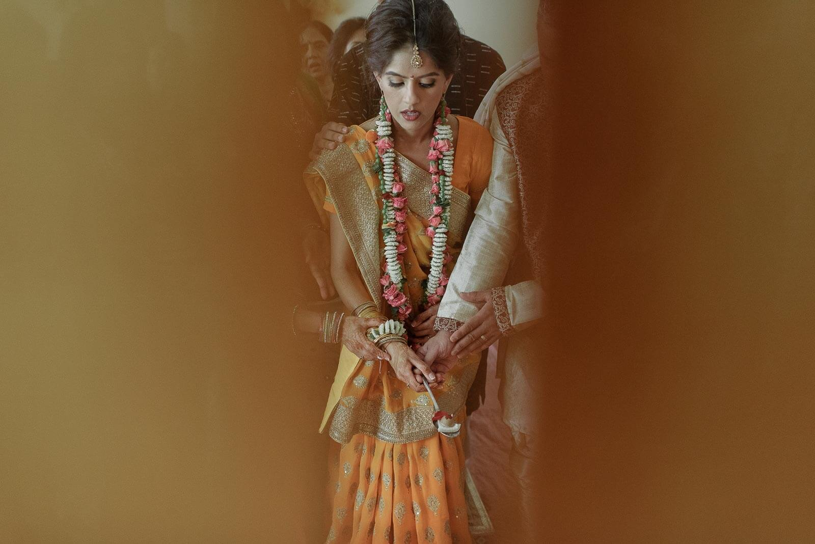 Ritz Carlton Indian Wedding