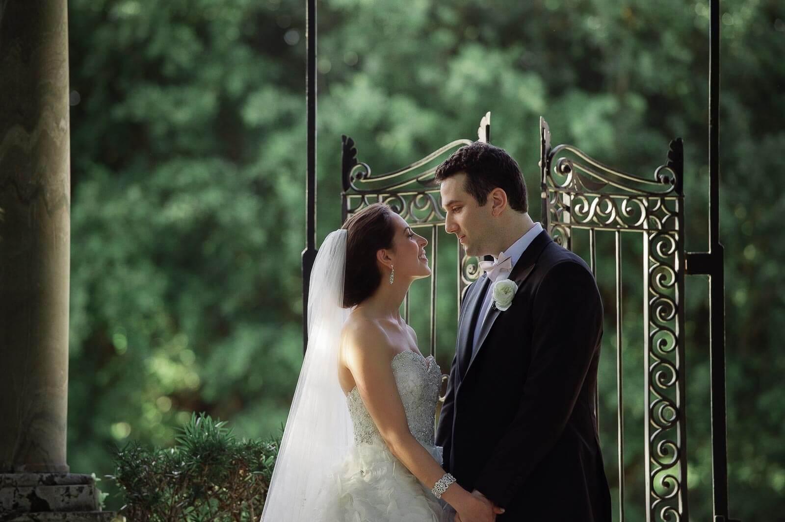 Vizcaya Museum Gardens Jewish Wedding