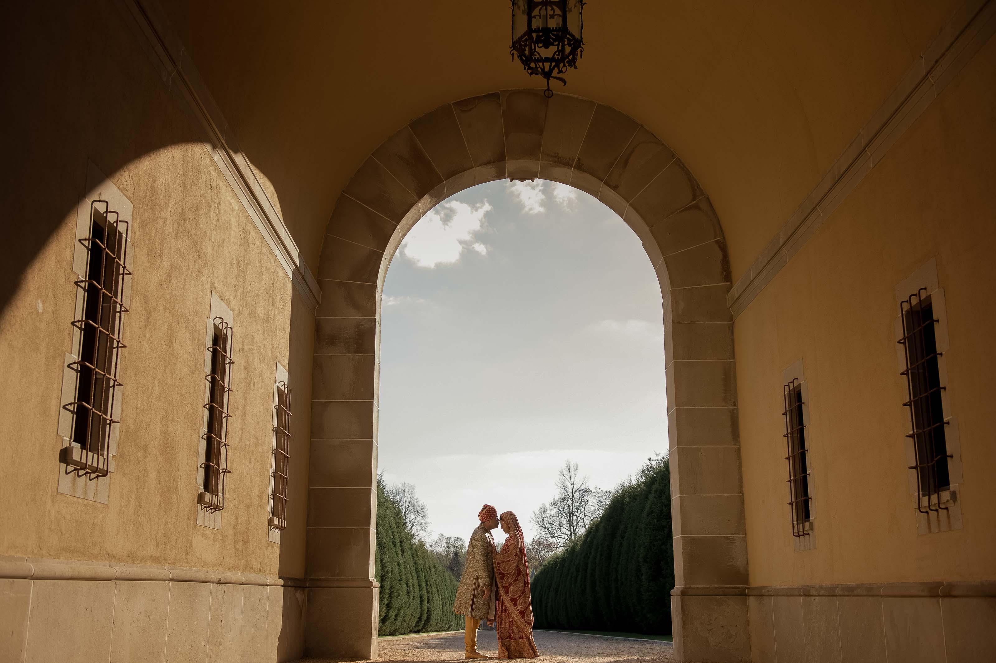 Lavish Indian Wedding at Oheka Castle