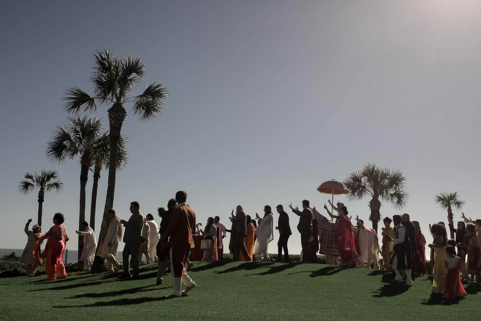Amelia Island Indian Wedding