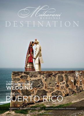 Puerto Rico Destination Indian Wedding Photographer