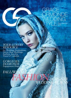 Mandarin Oriental Wedding Photography featured in Grace Ormonde