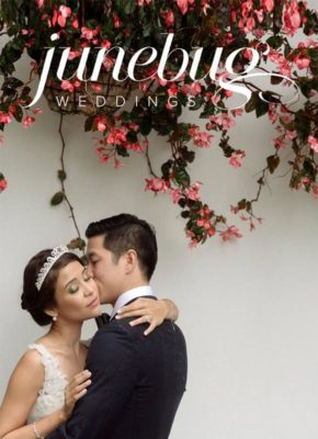 Junebug Featured Destination Wedding Photographer