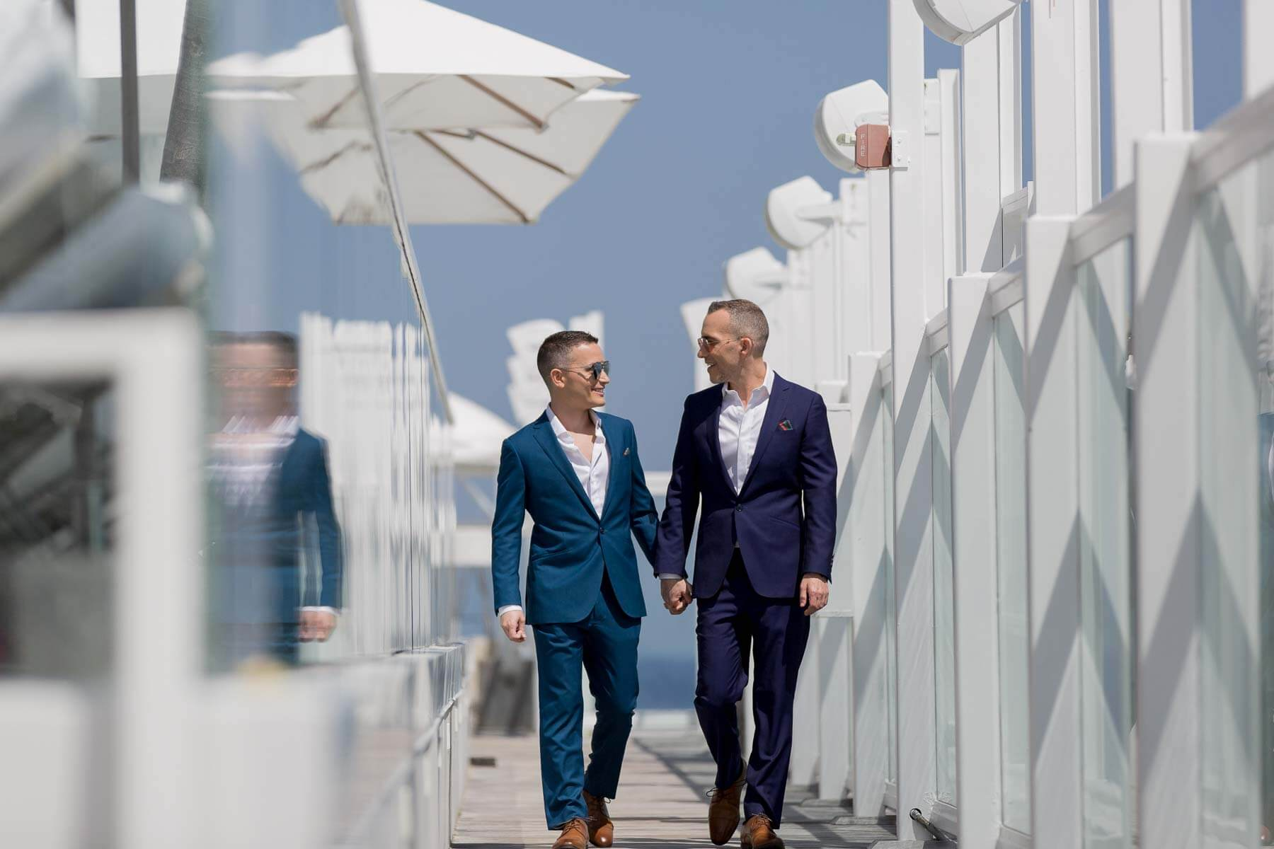 Miami Same-Sex Wedding